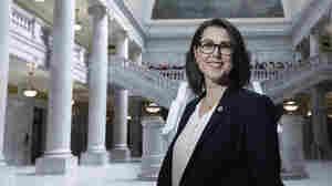 Utah Lt. Gov. Deidre Henderson Becomes Her Own Intern