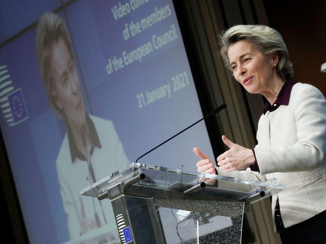 UE obterá 9 milhões de doses adicionais de AstraZeneca após linha de abastecimento: NPR 2