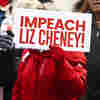GOP Discord Over Liz Cheney, Marjorie Taylor Greene Is Still All About Trump