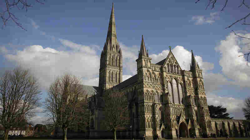 Salisbury Cathedral Organ Plays Majestic Music During Vaccinations