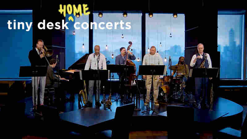 JLCO Septet with Wynton Marsalis: Tiny Desk (Home) Concert