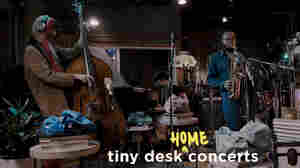Immanuel Wilkins: Tiny Desk (Home) Concert