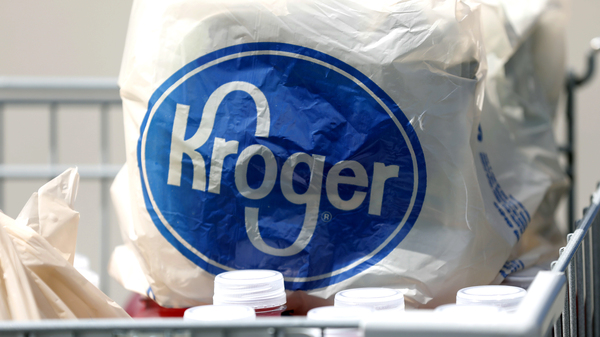 The Kroger grocery store chain will close two of its stores in Long Beach, Calif., following a mandatory pay raise instituted by the Long Beach City Council last month.
