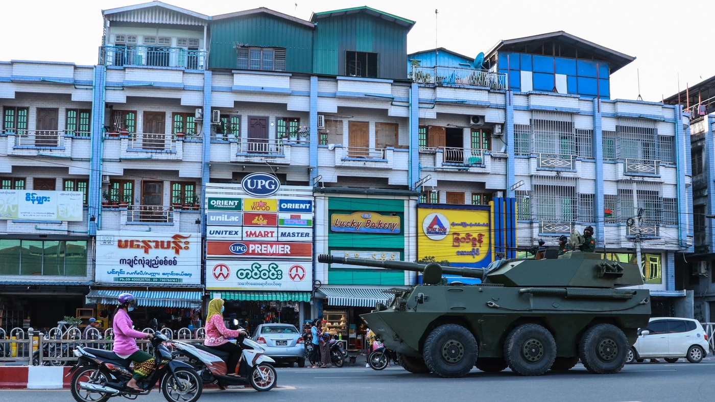 Myanmar Explained: How A Coup Followed Unproven Allegations Of Voter Fraud