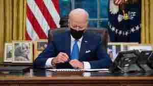 Biden Signs 3 Immigration Executive Orders. Activists Want More