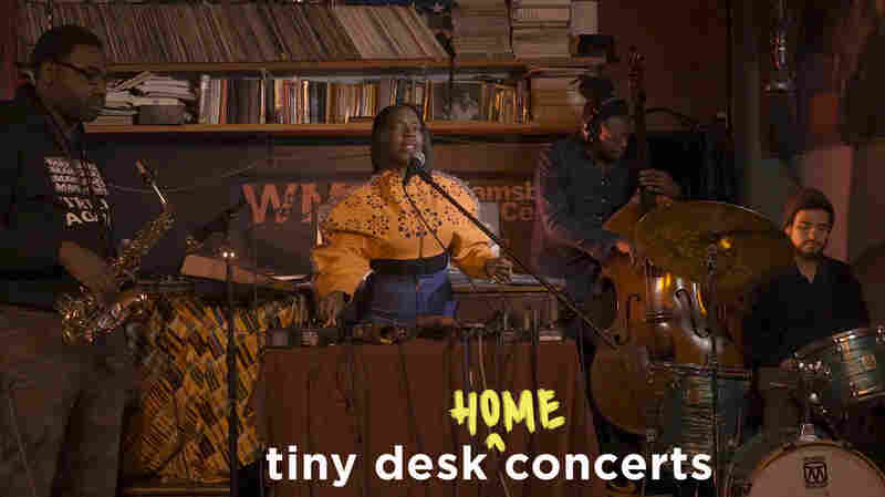 Melanie Charles: Tiny Desk (Home) Concert