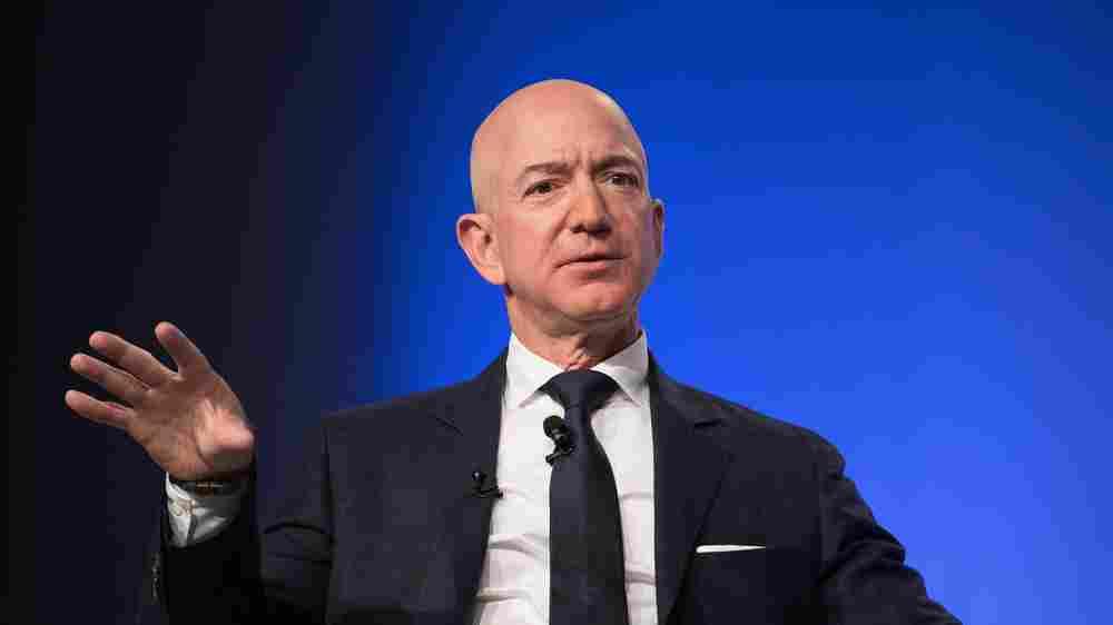Jeff Bezos To Step Down As Amazon's CEO