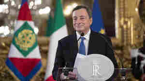 Mario Draghi, Credited With Saving The Euro, Tapped To Form A New Government In Italy