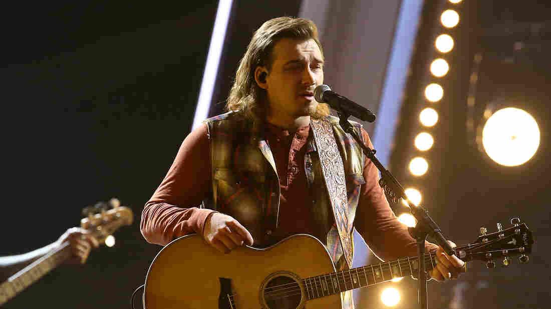 Country singer Morgan Wallen suspended by label 'indefinitely' after racial slur