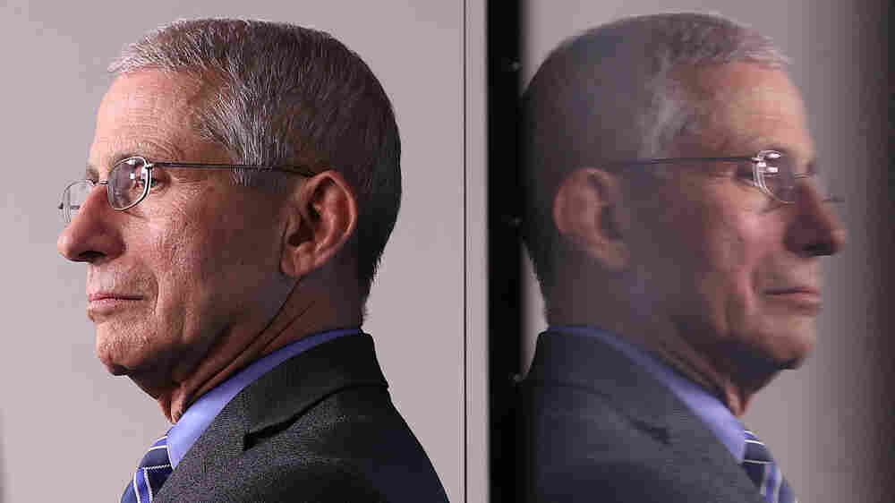 Dr. Fauci On Vaccinations And Biden's 'Refreshing' Approach To COVID-19