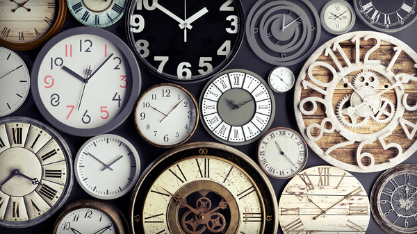 TED Radio Hour: It Takes Time