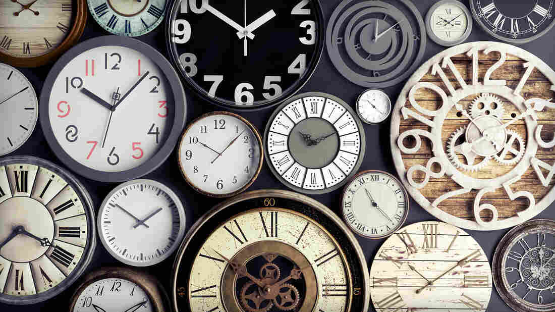 The TED Radio Hour: It Takes Time
