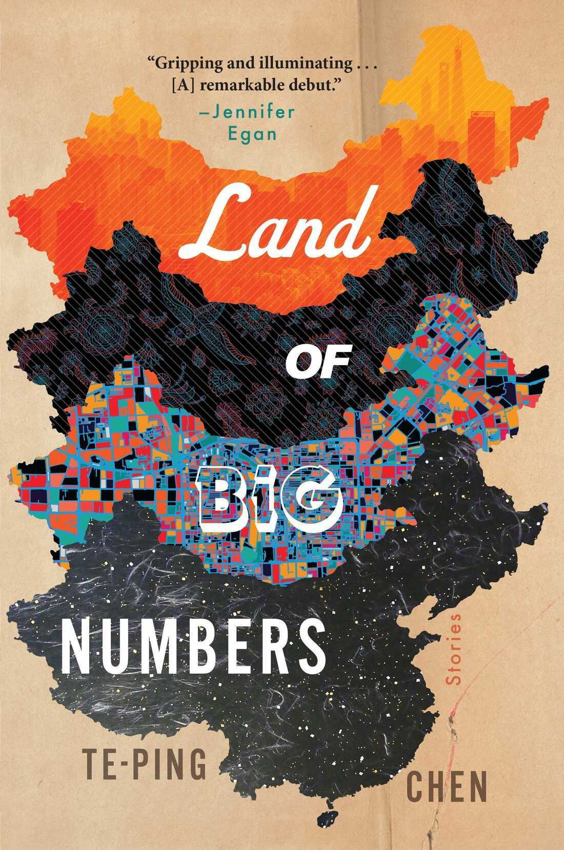 Land of Big Numbers, by Te-Ping Chen