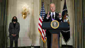 For Biden Administration, Equity Initiatives Are A Moral Imperative