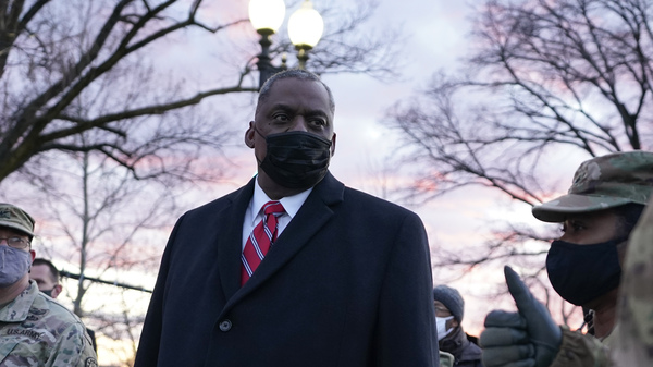 Defense Secretary Lloyd Austin Signs Military 'Stand Down' Memo To Address Extremism