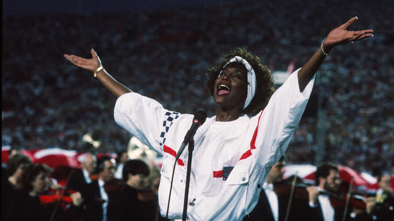 BONUS: The Lasting Power Of Whitney Houston's National Anthem