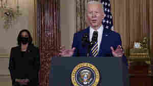 Biden Pledges Tough Response To Cyberthreats. Experts Say It Won't Be Easy