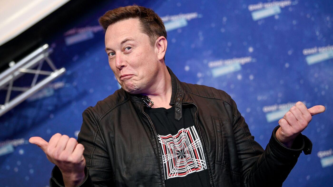 Elon Musk Funds $100 Million XPrize For Pursuit Of New Carbon Removal Ideas - NPR