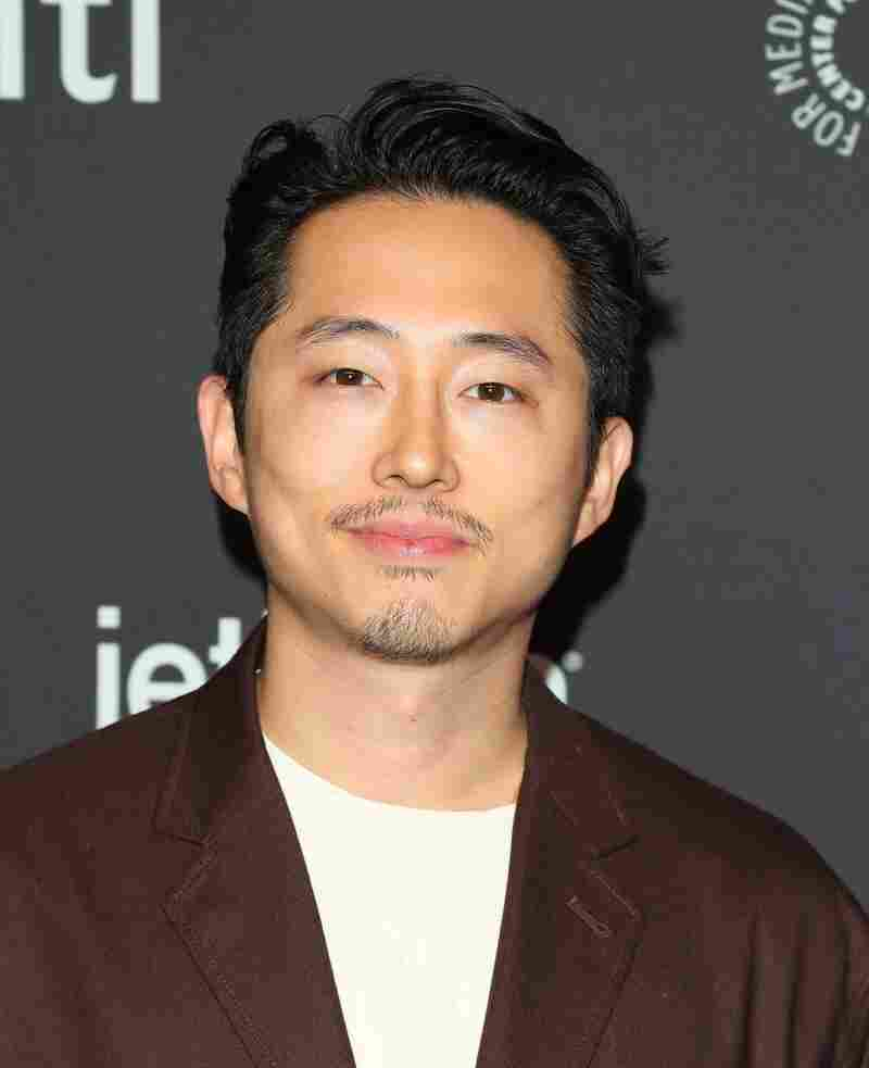 "HOLLYWOOD, CA - MARCH 24: Steven Yeun attends the Paley Center For Media's 2019 PaleyFest LA - ""Star Trek: Discovery"" and ""The Twilight Zone"" held at the Dolby Theater on March 24, 2019 in Los Angeles, California. (Photo by JB Lacroix/Getty Images)"