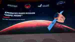 Hope Heads For A Rendezvous With Mars