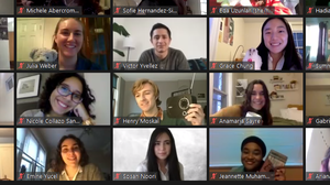 Meet the 2021 Winter NPR Interns!
