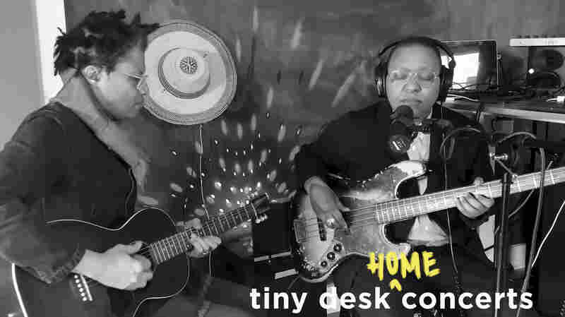 Meshell Ndegeocello: Tiny Desk (Home) Concert