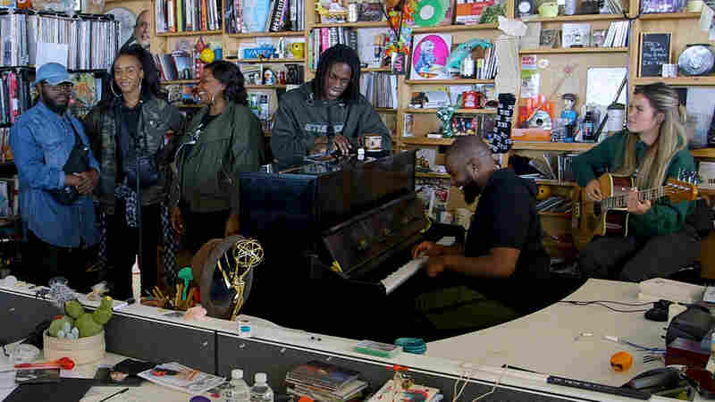 Nelson George's 5 Favorite Tiny Desk Concerts