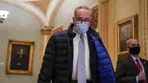 Most Senators, Including All Democrats, Have Received Vaccine. But Trial Still Risky