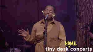 KeiyaA: Tiny Desk (Home) Concert