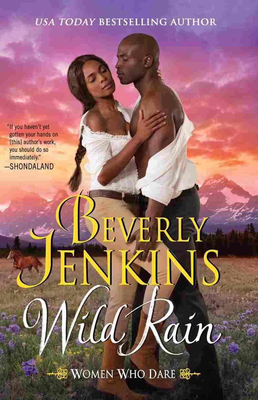 Wild Rain, by Beverly Jenkins