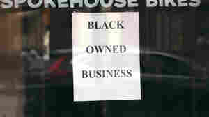 Small Local Banks Make A Big Difference For Black-Owned Businesses Trying To Hang On