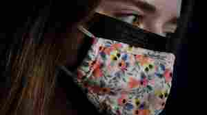 CDC Says Double-Masking Offers More Protection Against The Coronavirus