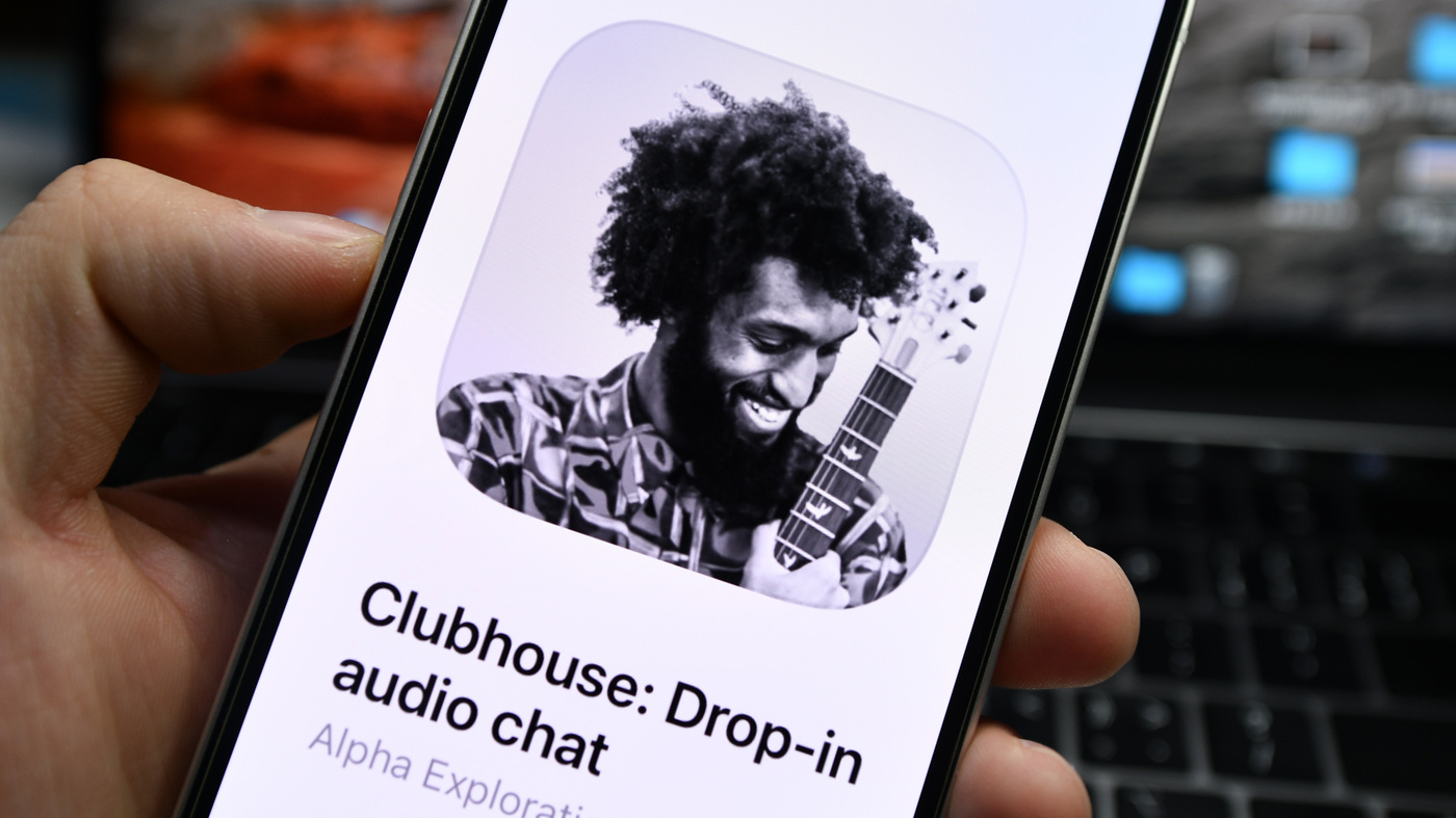Clubhouse May Be Social Media's Future. What's All The Hype About? - NPR