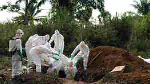 2nd Person Dies Of Ebola In Congo, Marking Virus's Return