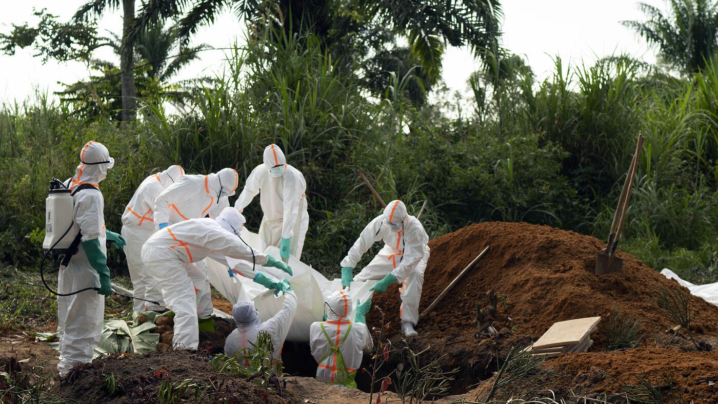 Ebola Kills Second Person In Congo In A Week - NPR
