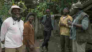 Spike Lee: A 'Heavenly Light' Shined On Chadwick Boseman In 'Da 5 Bloods'