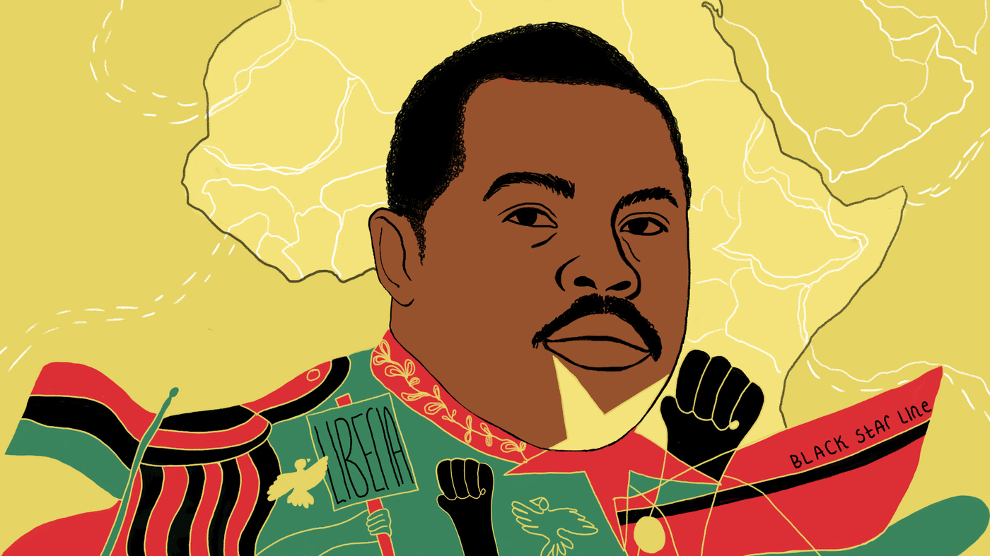 Marcus Garvey: Pan-Africanist
