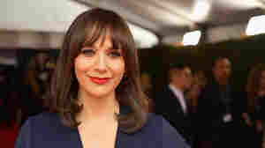 Rashida Jones On Becoming A Mom, Losing Her Mom, And The 'Big Chapters' Of Life