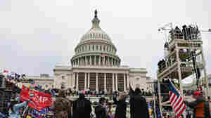 A 'Scary' Survey Finding: 4 In 10 Republicans Say Political Violence May Be Necessary
