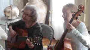 Remembering Flory Jagoda, Who Preserved Sephardic Jewish Music And Language