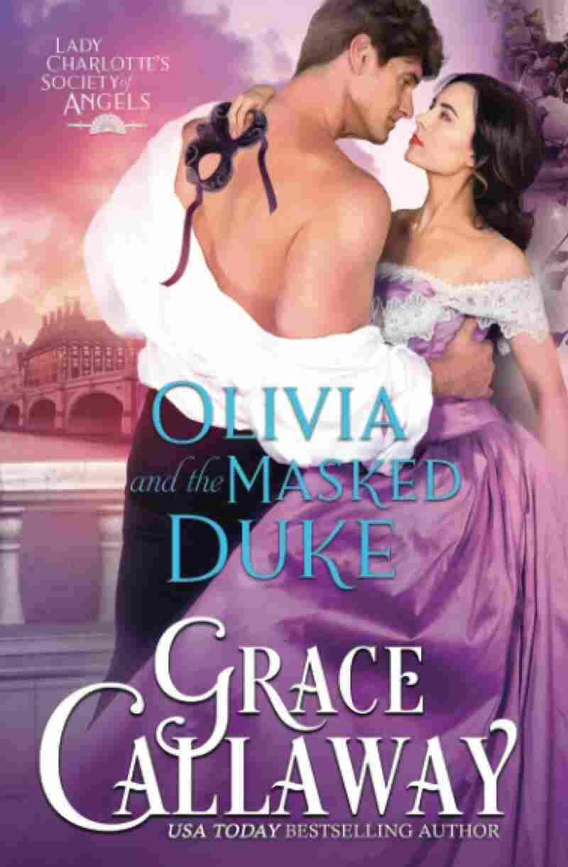 Olivia and the Masked Duke, by Grace Callaway