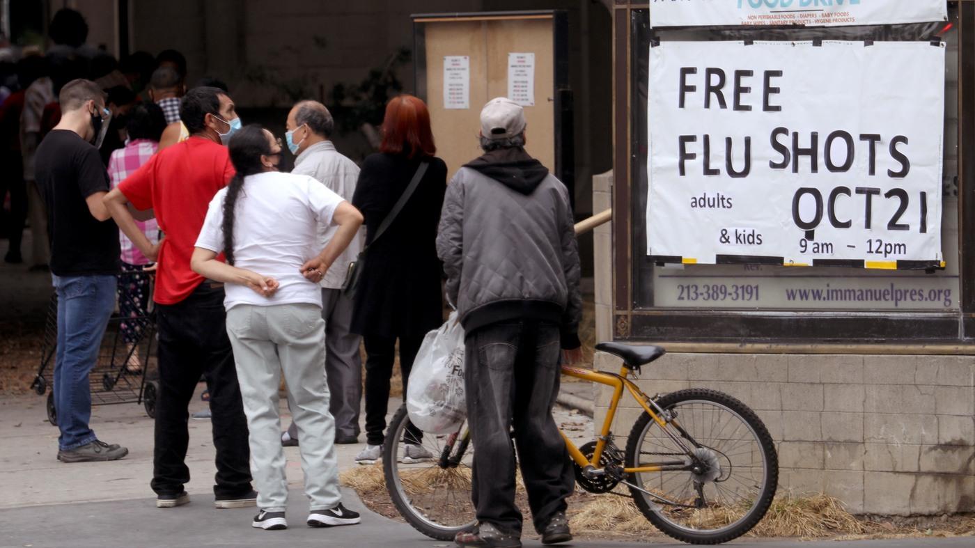 Where Did The Flu Go? Homebound Kids Shape A Mild Season - NPR