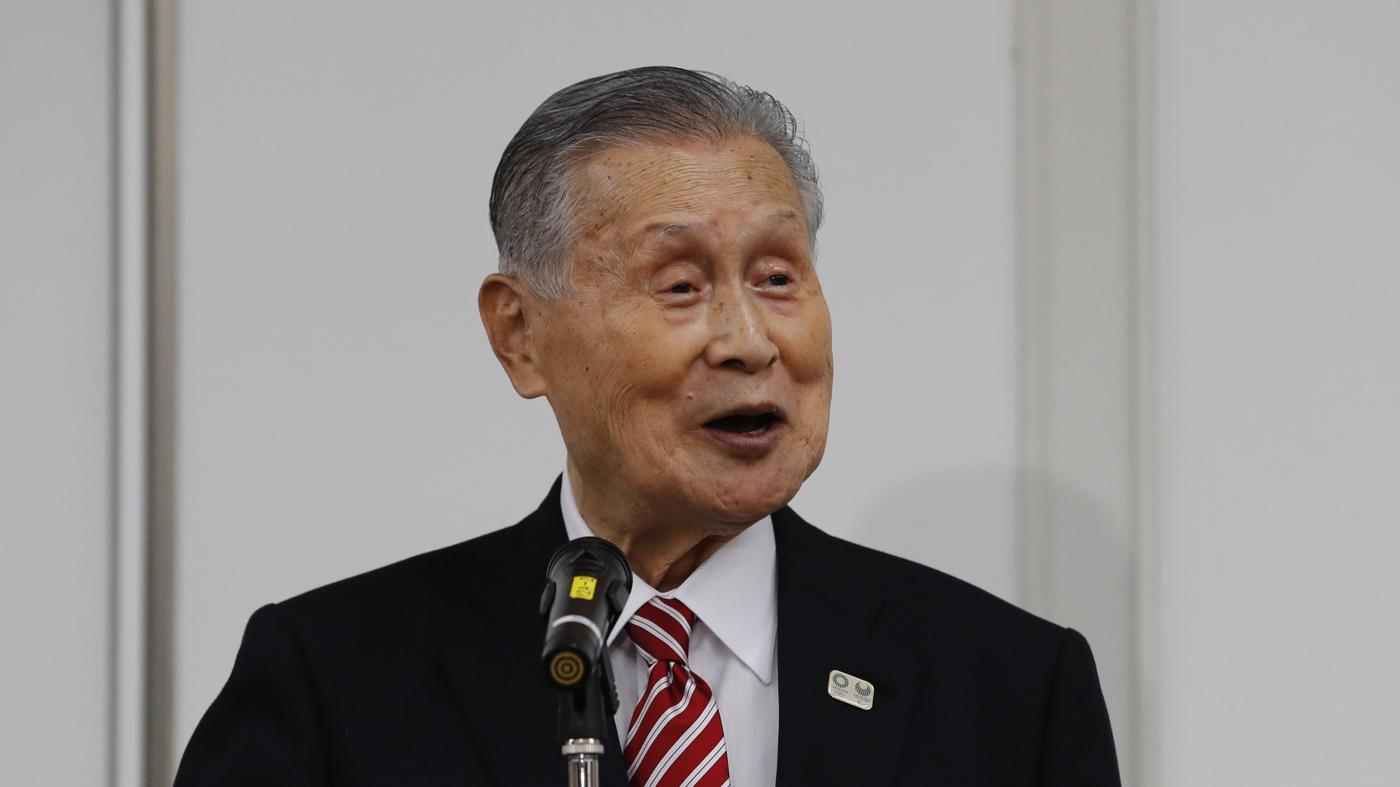 Tokyo Olympics Chief Yoshiro Mori Resigns After Sexist Remarks - NPR