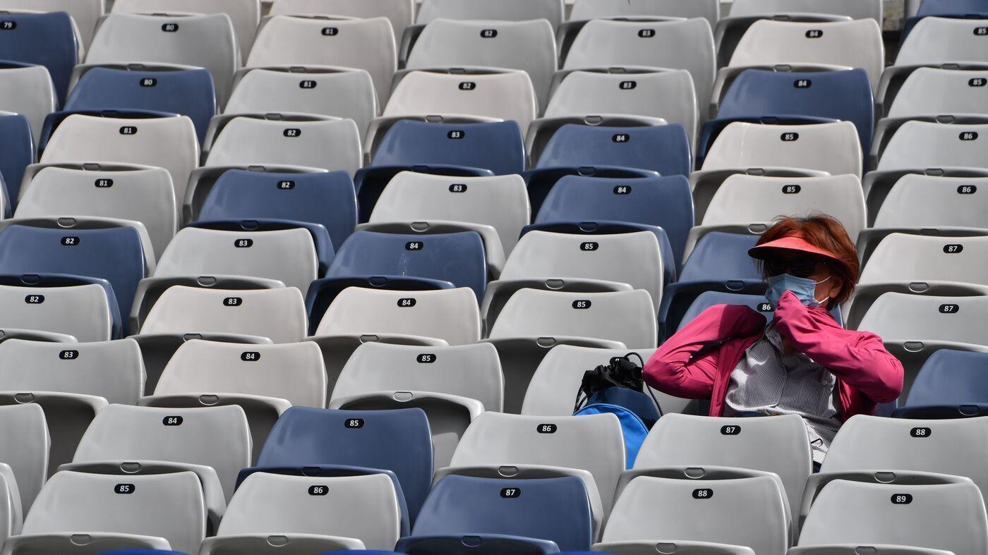 Australian Open Bans Spectators As State Enters 5-Day Lockdown – NPR
