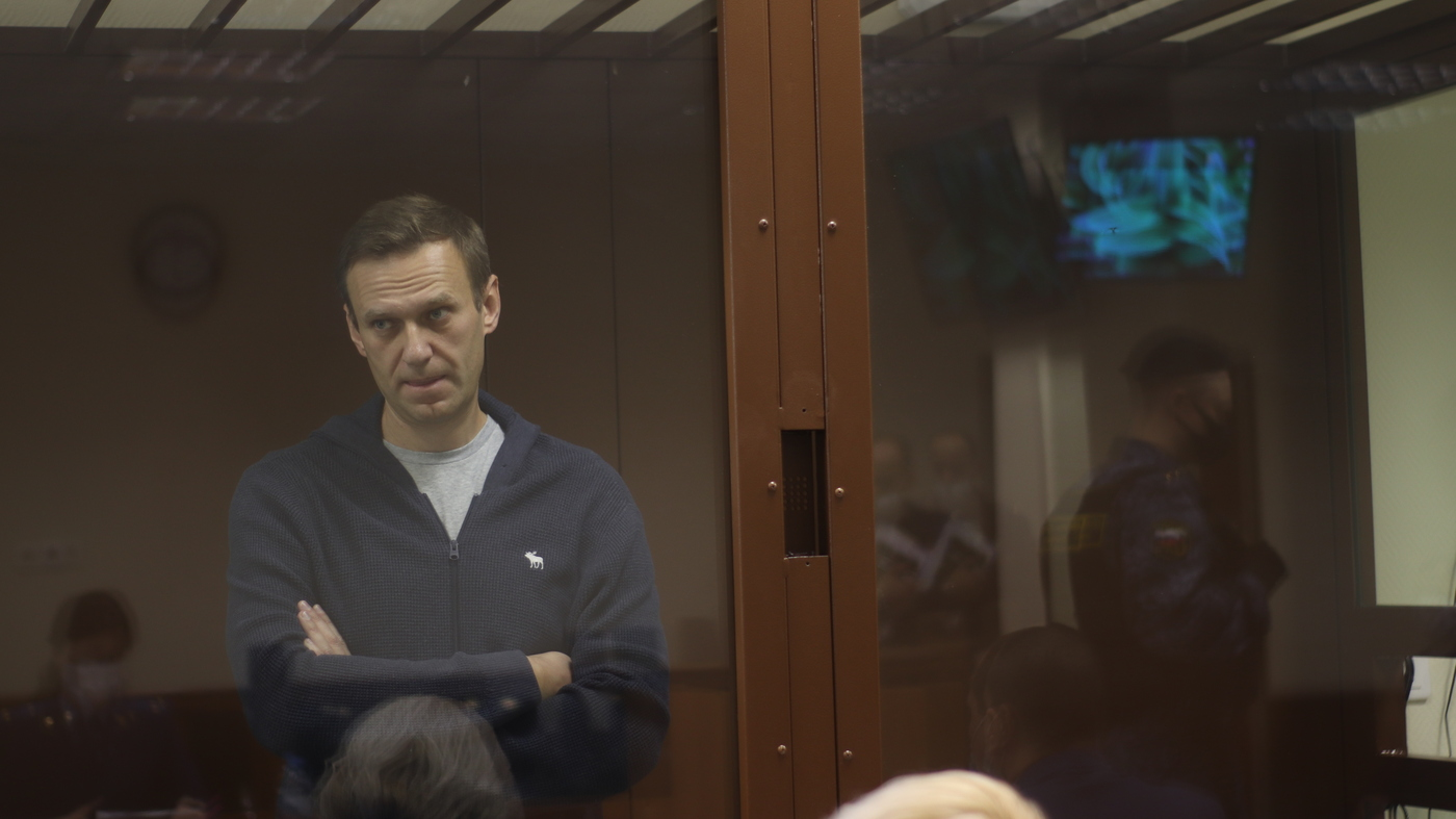 Russia Threatens To Cut Ties With EU If Sanctions Are Imposed Over Jailing Of Navalny – NPR