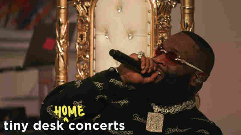 Rick Ross: Tiny Desk (Home) Concert