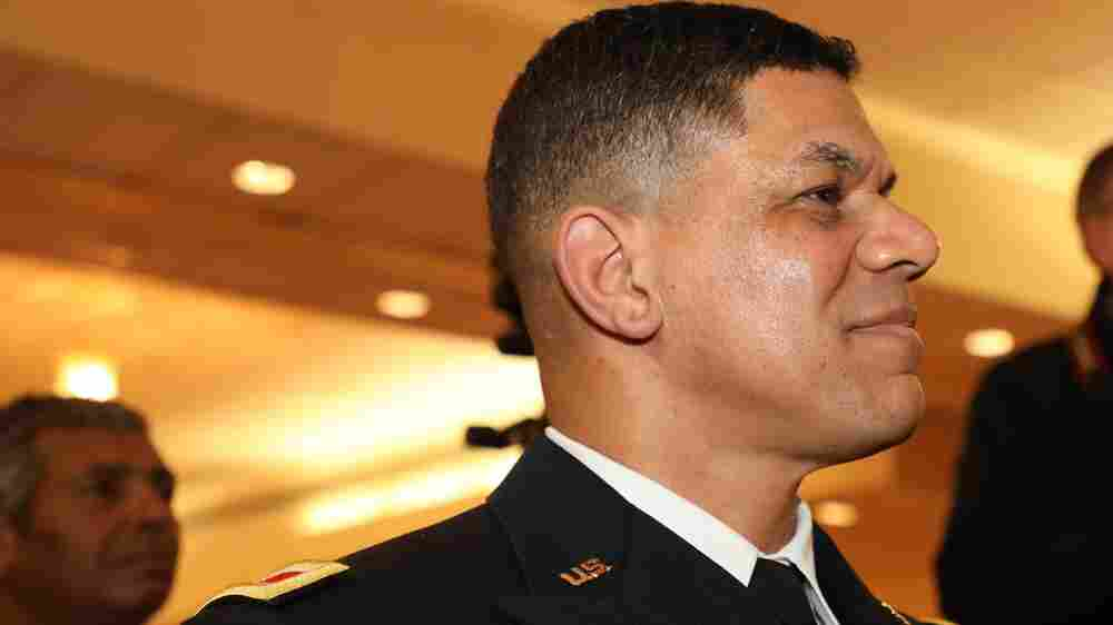 'It's Going To Be Hard': A New West Point Leader On Confronting Extremism In Military