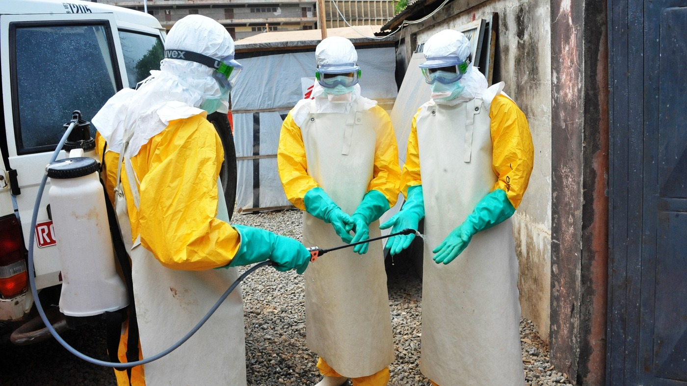 Guinea Declares Ebola Outbreak - NPR