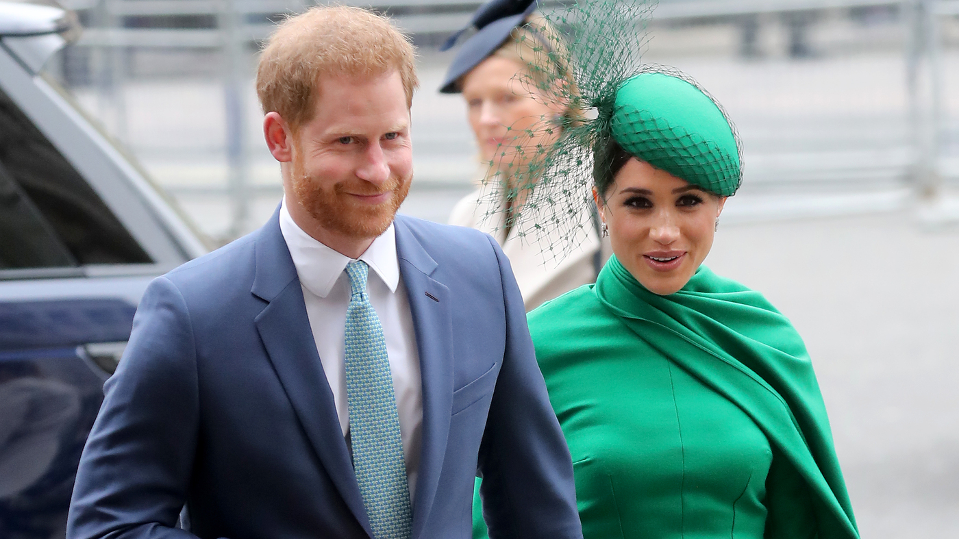 'Overjoyed' Prince Harry And Meghan Markle Are Expecting Their 2nd Child - NPR