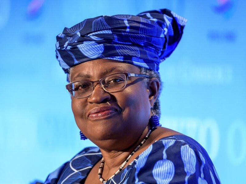 Ngozi Okonjo-Iweala Makes History As World Trade Organization's New Leader  : NPR